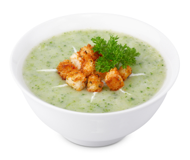Yummy Cream of Broccoli and Asparagus Soup Recipe