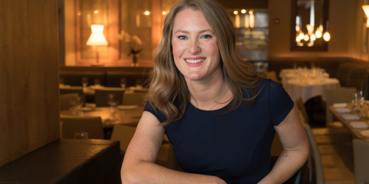 Work/Life Balance for Vail Hospitality Executive Means Being Agile and Present