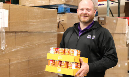 How One Local Dad Balances His Work at Food Bank of the Rockies with Family Life