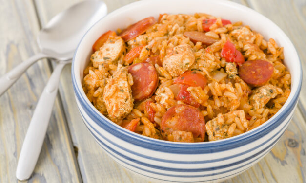 How to Wow Your Family with This Creole Jambalaya