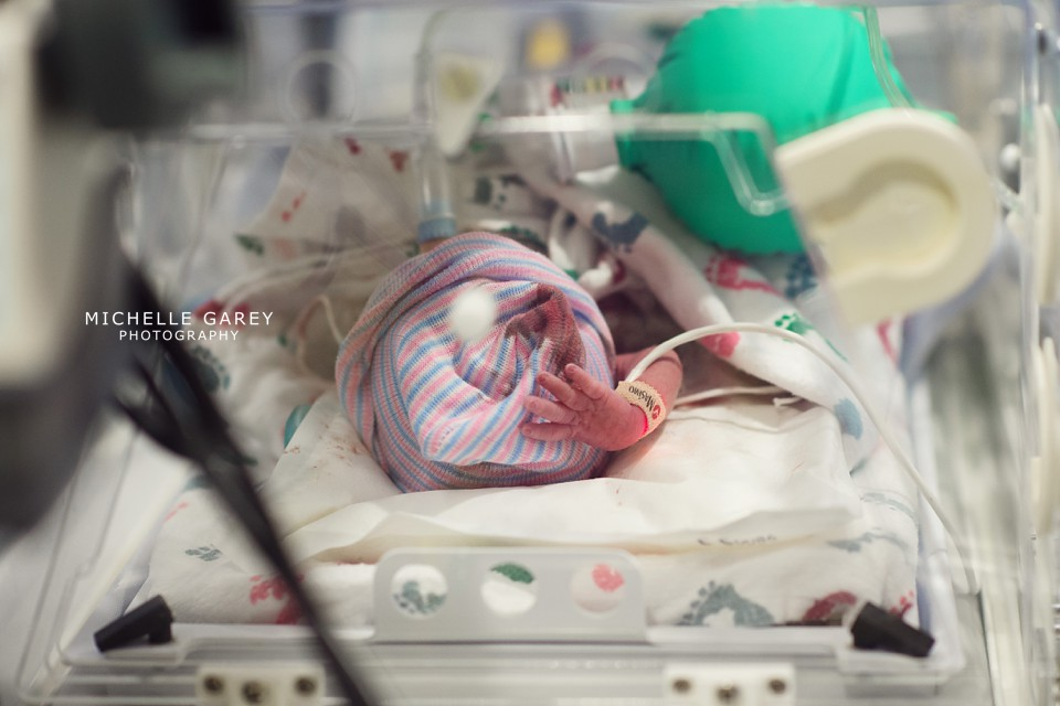 Local Non-Profit Shares the Love with Parents of Premature Babies