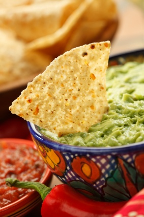 HOLY GUACAMOLE! IT'S OUR FAVORITE RECIPE!
