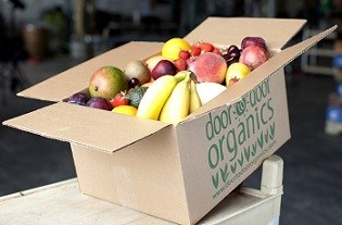 FABULOUS ORGANIC VEGGIES AND FRUITS